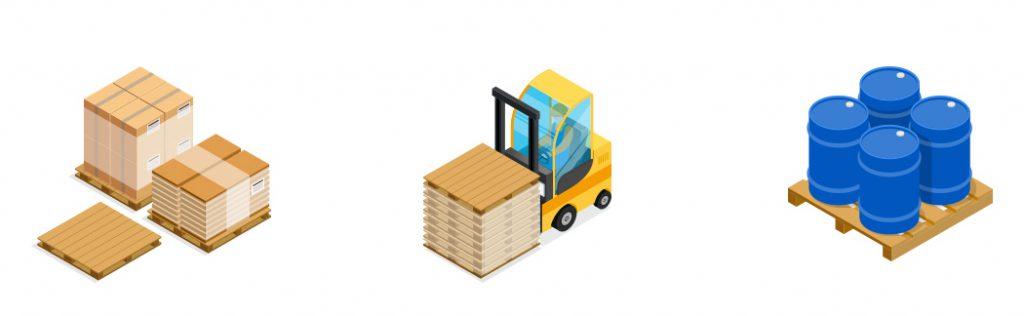 skid freight