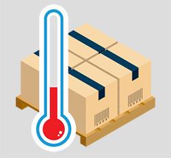 temperature sensitive freight
